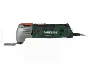 PARKSIDE Multi Purpose Tool MAINS POWER PMFW310D2 + ACCESSORIES In Box New 2021