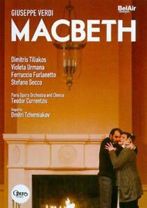 MACBETH NEW DVD
