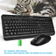 TeckNet-2-4G-Wireless-Keyboard-and-Mouse-Set-Cordless-Keyboard-amp-Mouse-with thumbnail 6