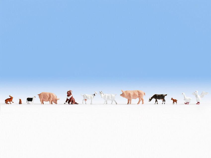 Todavía 15711 pista h0, personajes animales en en en la granja  neu en OVP    mejor precio