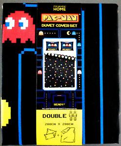"""Pac-man Double Tournant-linge De Lit Housse De Couette Set 200x200cm Atari Bandai Primark Neuf-he Bettbezug Set 200x200cm Atari Bandai Primark Neu"""" Data-mtsrclang=""""fr-fr"""" Href=""""#"""" Onclick=""""return False;"""">afficher Le Titre D'origine J3gapz71-07164829-190871"""