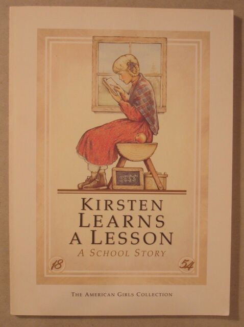 Kirsten Learns A Lesson Bk 2 A School Story Bk 2 By Janet Beeler