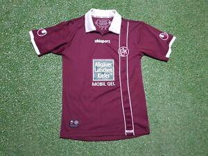 1-FC-Kaiserslautern-Maglia-S-2011-2012-Uhlsport-Maglietta-Jersey-Latschen-Pino