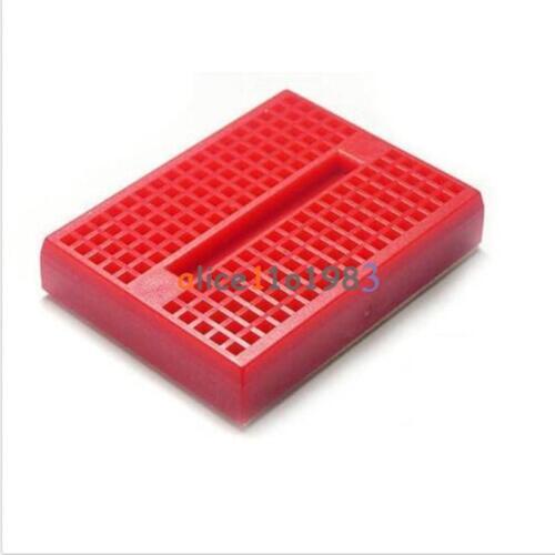 5 Color Mini Solderless Prototype Breadboard 170 Tie-points For Arduino Shield