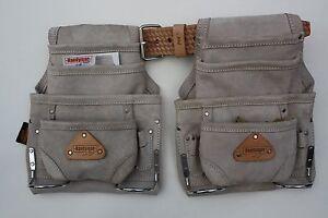 Image Is Loading 2 10 Pocket Carpenter Nail Amp Tool Bag