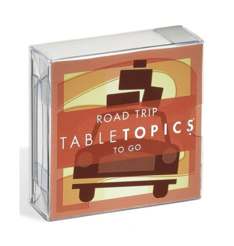 TableTopics to GO Road Trip