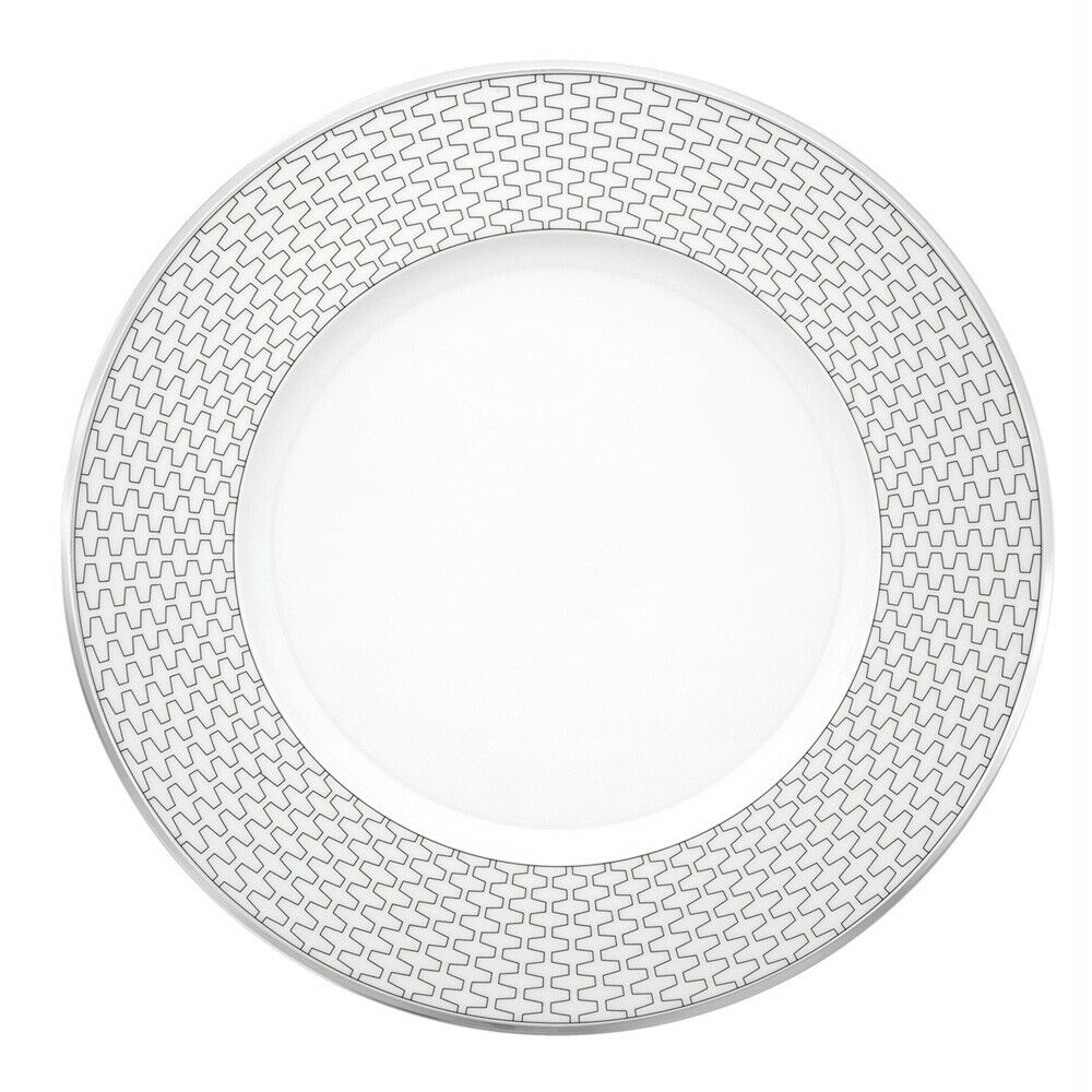 Vista Alegre Porcelain trasso Dinner Plate-Lot de 4