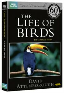 Neuf-The-Life-Of-Oiseaux-The-Complet-Serie-DVD