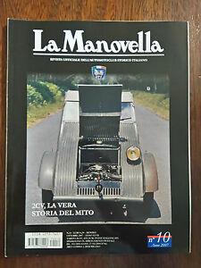 LA MANOVELLA n. 10 ottobre 2007 - Citroen 2cv