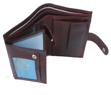 S2M MENS DIARY LEATHER WALLET CUM CREDIT CARD HOLDER (CW-1502)