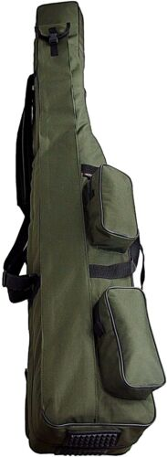 190cm long Fishing Rod Holdall Bag Carry Case Luggage for rods with reels WITAN