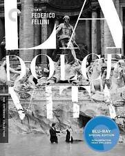 La Dolce Vita (Blu-ray Disc, 2014, Criterion Collection)