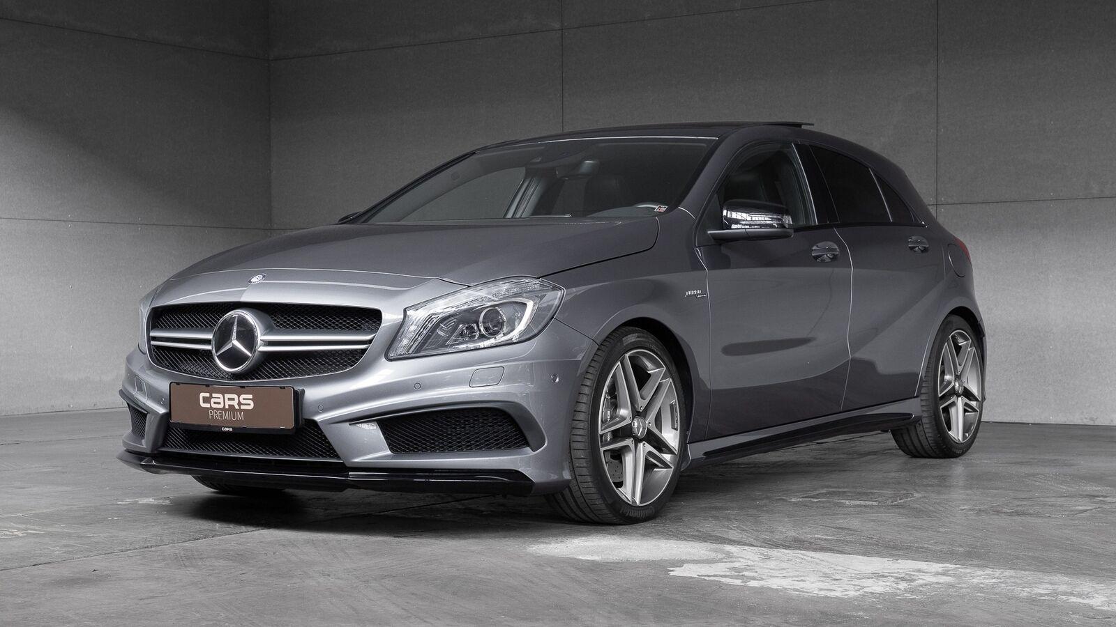 Mercedes A45 2,0 AMG aut. 4-M 5d