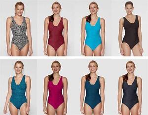 d1205e65508 Lands' End ~ Grecian Slender Women's One Piece Swimsuit $92-$109 NIP ...