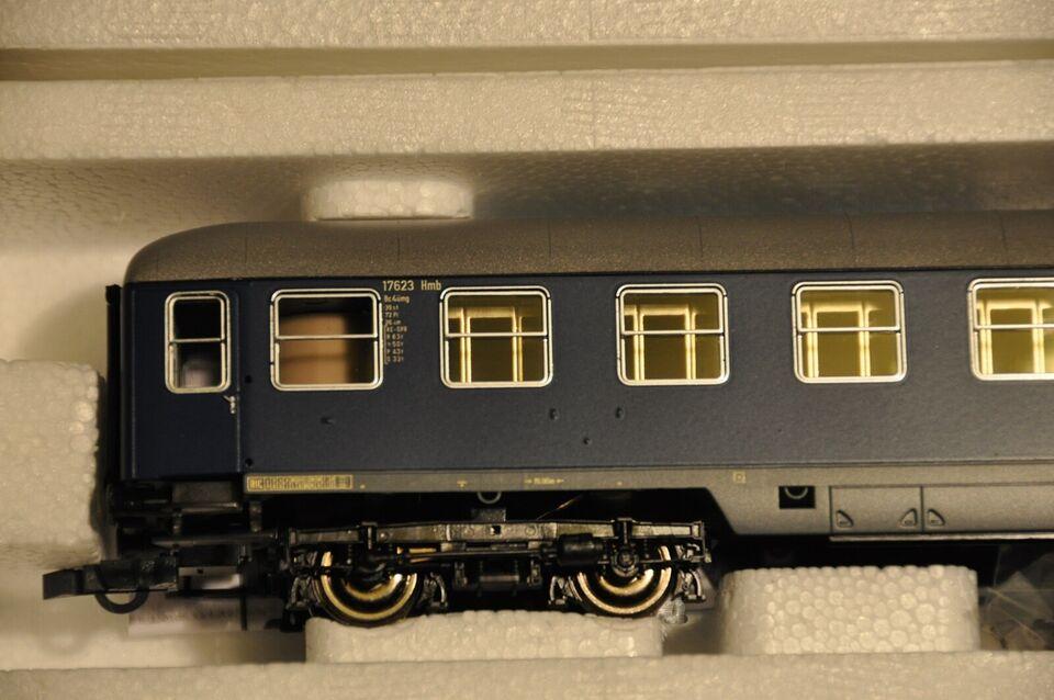 Modeltog, Roco 44900 Personvogn 1:87, skala H0