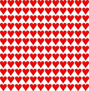 144-x-Heart-Shape-Vinyl-Stickers-10mm-Self-Adhesive-Peel-and-Stick-wedding-decal