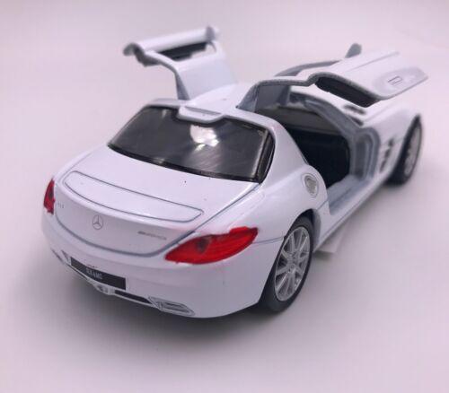 Mercedes SLS AMG Modellauto Auto LIZENZPRODUKT Maßstab 1:34-1:39
