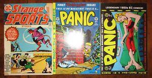 Strange-Sports-Stories-1-1973-DC-Panic-EC-comics-1-5-Gemstone-Reprints