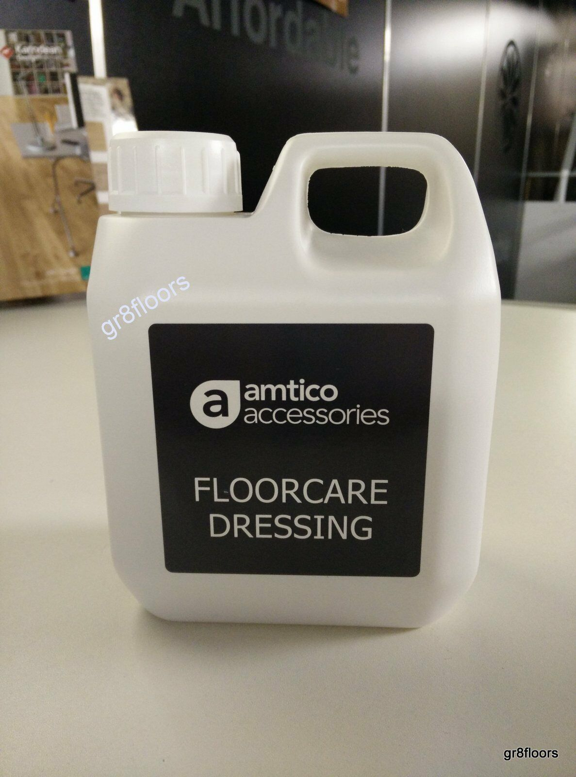 AMTICO INTERNATIONAL - FLOORCARE DRESSING - FLOOR ACCESSORY