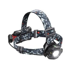 LED Cree Outdoor Camping Headlamp Camouflage Flashlight Headlight