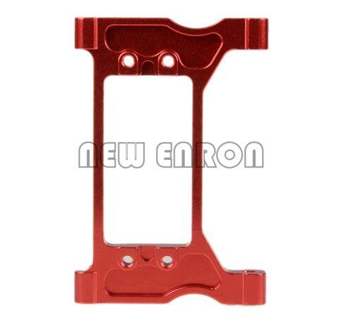 Aluminum 1//10 CNC Replacement Part RED FOR RC Traxxas TRX-4 TRX4