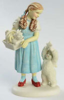 Department 56 Snowbabies Dorothy & Toto Wizard Of Oz Guest Collection Figurine