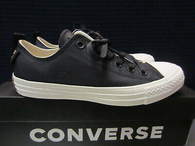 CONVERSE Chuck Taylor All Star OX 161434C Sneakers Schwarz Gr.39, 39,5, 40. NEU!   eBay