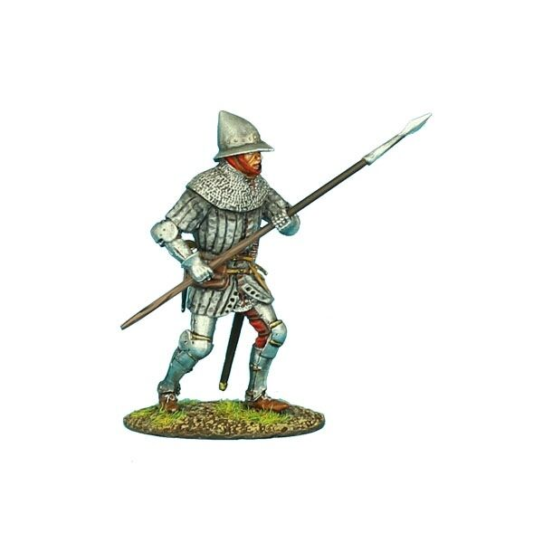 MED017 French Man-At-Arms by First Legion