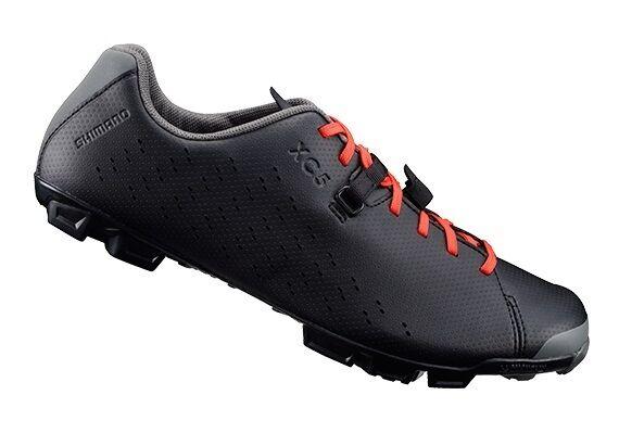 Shimano SH-XC5 multi súperficie Ciclismo Bicicleta Zapatos Negro XC5 43 (US 9.0)