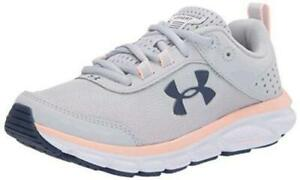 Under Armour Women's Charged Assert 8 Running Shoe, White, Size 10.0 oB6n