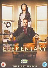 ELEMENTARY Complete TV Series 1 (Modern Sherlock Holmes) DVD Collection + Extras