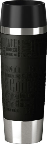 EMSA Travel Mug Grande Thermosbecher Isobecher Thermobecher Thermo Kaffee Becher