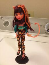 Mattel MONSTER HIGH Freaky Fusion Cleo de Nile Doll