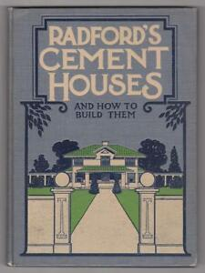Details about Radford. Radford's Cement Houses and How to Build Them. on open ranch floor plans, sci-fi home plans, antique home windows, antique home features, cliff may homes floor plans, waterfront floor plans, townhouse floor plans, mexican small house floor plans, condo floor plans, small cottage floor plans, vintage floor plans, antique home color schemes, antique home architecture, antique house drawings, aladdin homes floor plans, patio home plans, antique home kitchen, antique house plans, antique home remodeling,