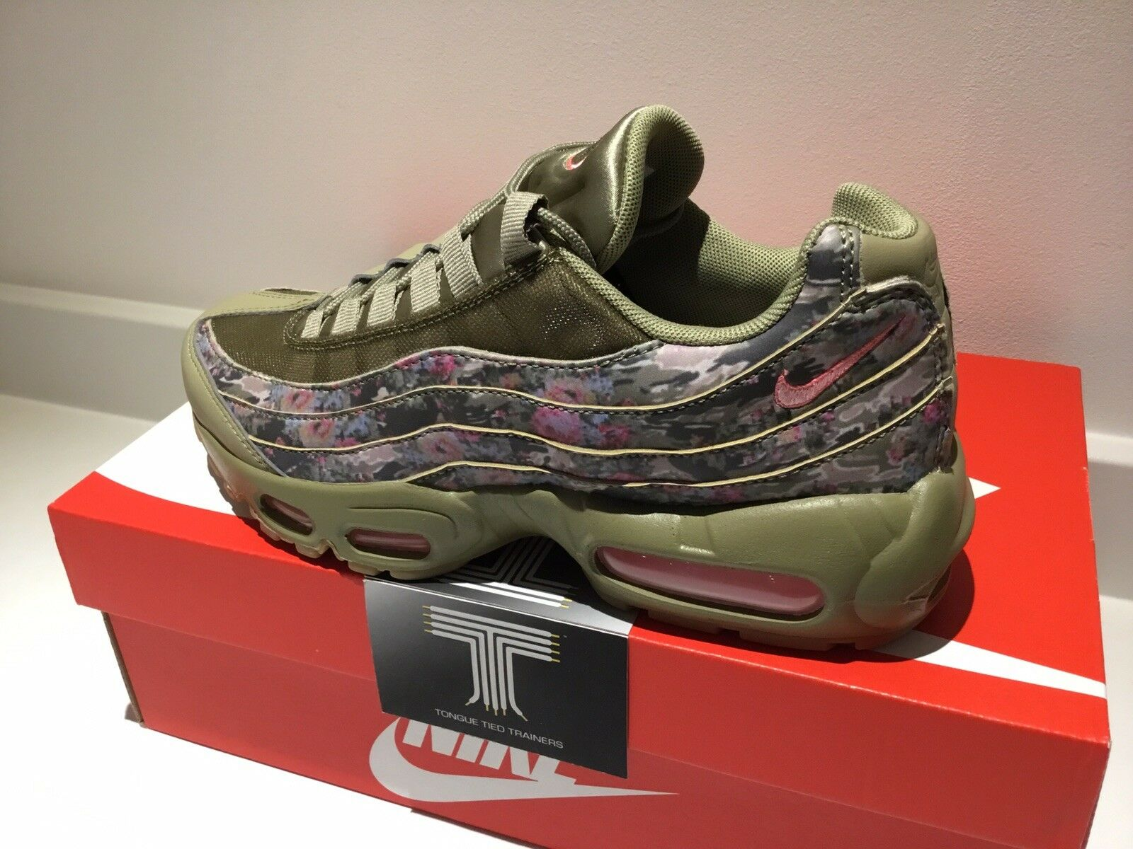 huge discount eea95 28319 ... Nike Air Max 95 ~ AQ6385 AQ6385 AQ6385 200 ~ ~ Euro 38.5 1966c6 ...