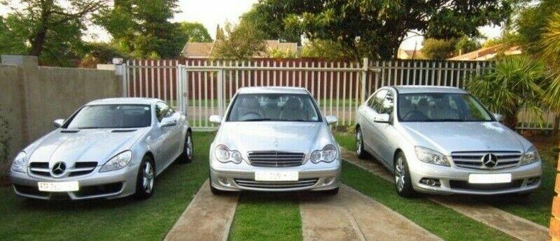 Wedding Car Hire / Trou Kar Huur – Mercedes Benz