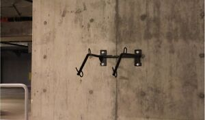 Details about NEW! Sportworks Interbay Bike Rack Dual Wall Mount