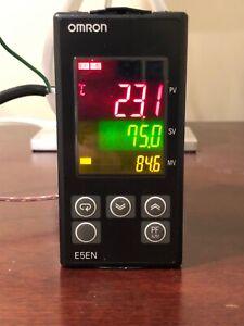 OMRON-E5EN-C3MT-500-N-Temperature-Controller-DC-Analog-Output-KILN-Reflow-Oven