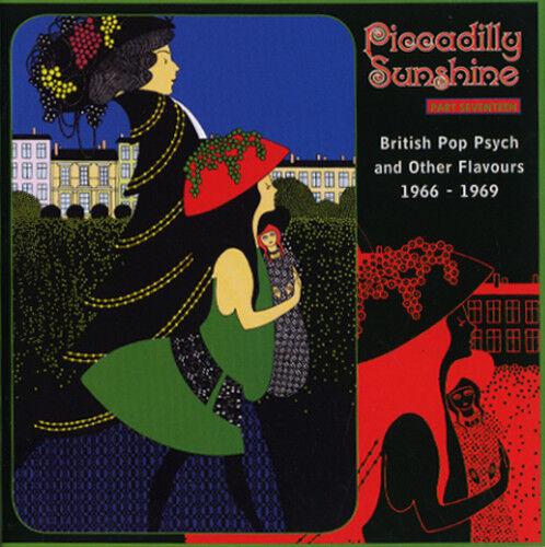 Piccadilly Sunshine - Piccadilly Sunshine PT Seventeen: British Pop Psyc [New CD