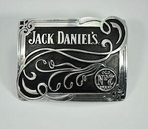 JACK-DANIEL-s-Merchandising-WHISKY-Hebilla-De-Cinturon-Hebilla-167