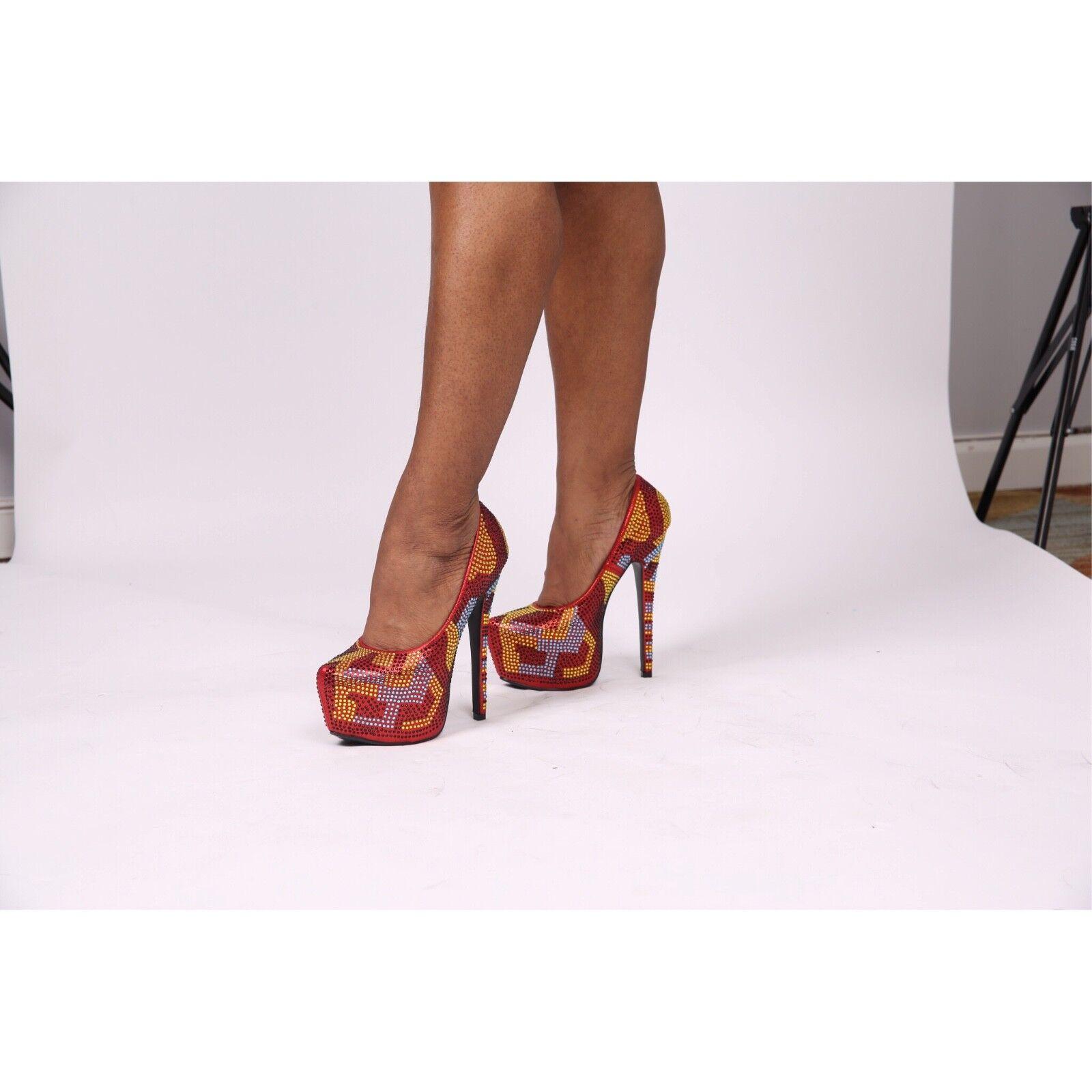 Beautiful Stiletto Heels
