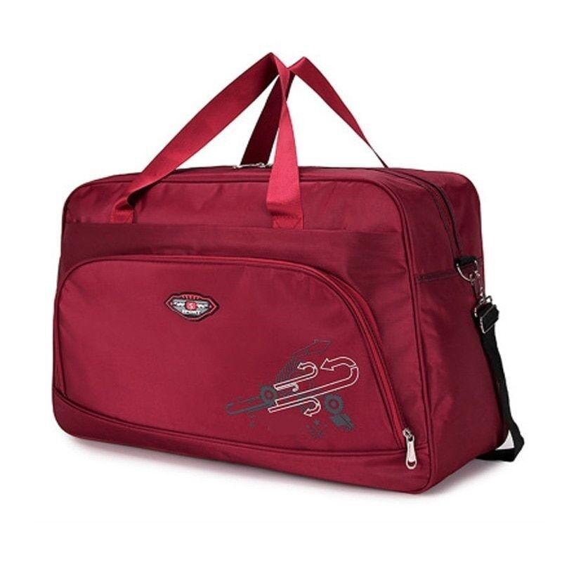 Duffle Bag  Large Capacity Sport Training Gym Unisex Waterproof Fitness Handbag  authentic quality