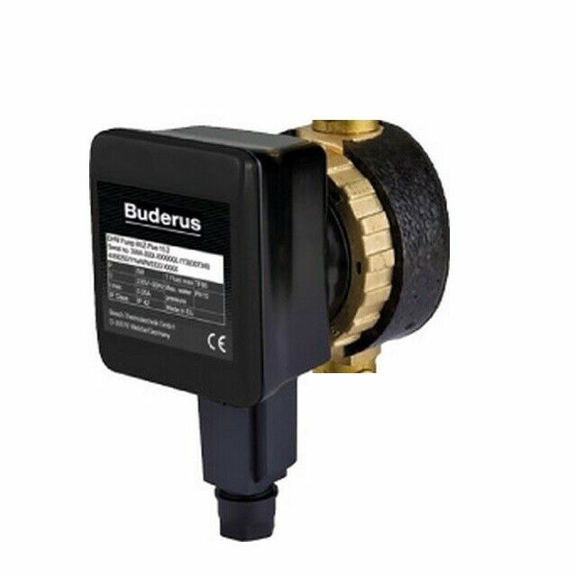 Buderus Logafix BUZ-Plus 15.2 Trinkwasserpumpe Zirkulationspumpe 7738325974