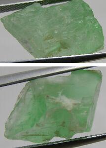 #4 Vietnam 100% Natural Transparent Amazonite Microline Crystal Specimen 8.10ct
