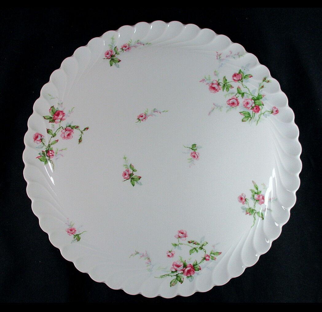 LIMOGES HAVILAND Torse Inalterable Kuchenplatte Tortenplatte rd. Platte 30,5 cm       Modern Und Elegant