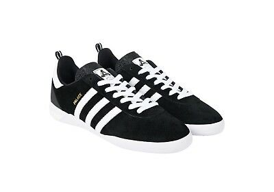 Palace X Adidas Indoor Shoes Black