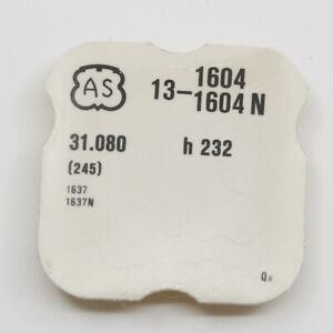 As 1604 Part 245, Minutenrohr, Cannon Pinion As 1604n, As 1637, As 1637n - Nos - KöStlich Im Geschmack