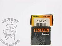 Timken Ycrs-22 Bearing- Mcgill: Cyr-1 3/8-s, Rbc: Y44l, Rbc Roller: Rby 1 3/8