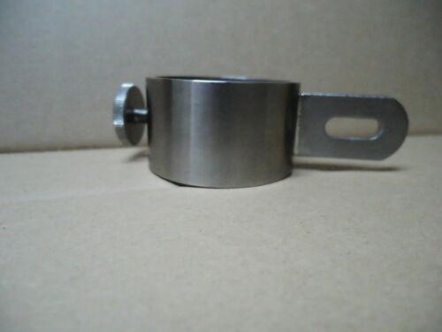 Höhenverstellung Edelstahl für Sonnensegelmast Sonnensegel Pfosten Mast 60mm