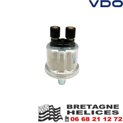 VDO Motor Öldruck Sensor mit Warnkontakt 10bar 360-081-030-017C